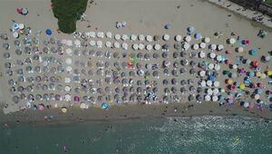Batı Karadenizin turizm merkezleri tatilcileri ağırlıyor