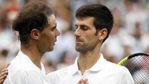 Wimbledonda erken finalin galibi Djokovic