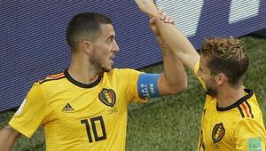 Dünya Kupası üçüncüsü Belçika