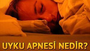 Uyku Apnesi Sendromu nedir Uyku apnesi belirtileri ve tedavisi