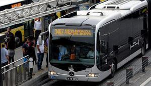 Metrobüs 15 Temmuz Pazar günü çalışıyor mu İBBden açıklama