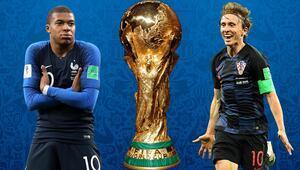 20 yıl sonra Fransa mı, tarihte ilk kez Hırvatistan mı TEK MAÇ şansı..