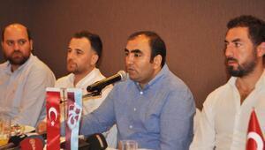 """Başkan Hopikoğlu: """"Trabzonspor ismiyle lige katılmak istiyoruz"""""""