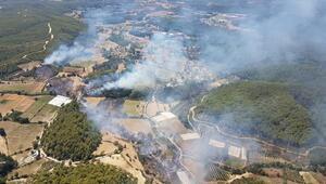 Manavgatta orman yangını (2) - Yeniden