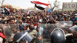 Irakın Semava kentinde sokağa çıkma yasağı