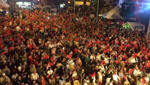Zonguldak'ta, 15 Temmuz Demokrasi ve Milli Birlik Günü etkinliği