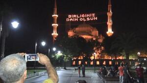 İstanbulda sela okundu//Fotoğraflar