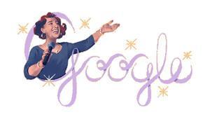 Müzeyyen Senarın 100. Yaş Günü için Googledan sürpriz doodle Müzeyyen Senar kimdir