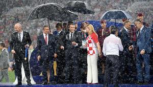 Dünya Kupasının en büyüğü Fransa
