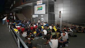 Fenerbahçe'de 'Öğrenci Tribünü' kombine satışları başladı