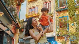Çocukla seyahat edilebilecek en rahat şehir: Londra