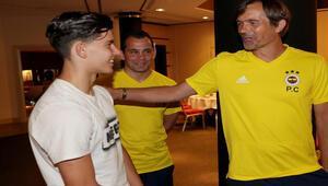 Fenerbahçede transferde 22 yıl sonra ilk