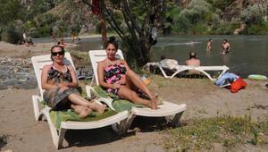 Munzur ve Pülümür sahilleri, Ege ve Akdenizi aratmıyor