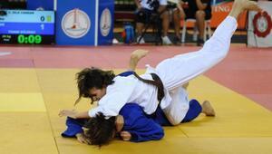 Judo Şampiyonasında muhteşem final