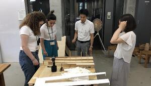 Mimar adayları, Japonyayı deneyimliyor