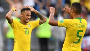Dünya Kupasının lideri Brezilya