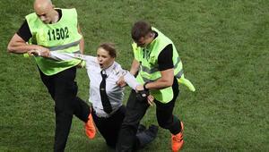 Dünya Kupası finalinde sahaya girenlerin kim olduğu ortaya çıktı
