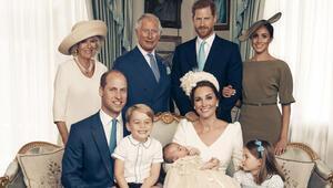 Kraliyet Ailesinde çocuk sevinci