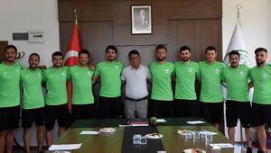 Sivas Belediyespor 11 futbolcuyu kadrosuna kattı