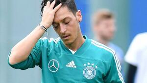 Dünya Kupası 11inde Mesut Özil...