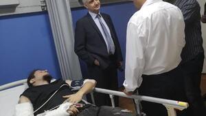 İllüzyonist Arefi kobra yılanı ısırdı/ Ek fotoğraflar