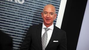 Amazonun kurucusunun serveti 150 milyar doları aştı