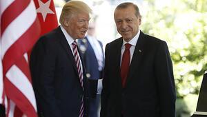 Erdoğan ile Trump telefonda görüştü