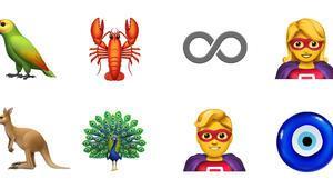 İşte iPhonelara gelen yepyeni emojiler