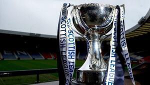 İskoçyada gündem Lig Kupası Banko maç arayanlar...