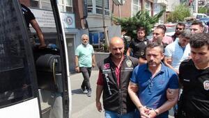 İstanbulda suç örgütü operasyonu