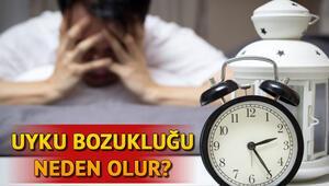 Uyku bozukluğu nedir Uyku bozukluğu neden olur