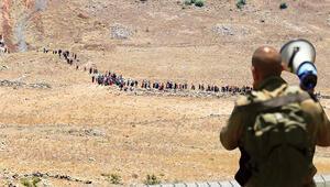 İsrail, Suriyelileri kapıdan çevirdi
