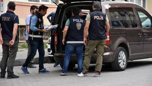 Sivas merkezli suç örgütüne operasyon: 14 gözaltı