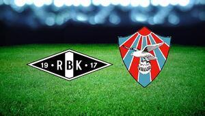 Rosenborg-Valur rövanşı CANLI YAYINDA