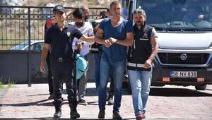 Sivas merkezli suç örgütüne operasyon: 14 gözaltı (2)