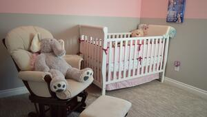 Alışılmışın dışında bebek odası dekorasyonları