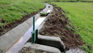 Vanda 14 bin 800 dekar tarım arazisi suya kavuştu