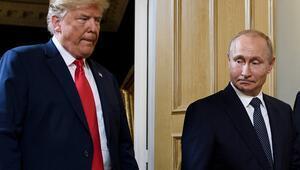 Trumptan Putin görüşmesi tweeti: Rusya ile olumlu sonuçlar yakın