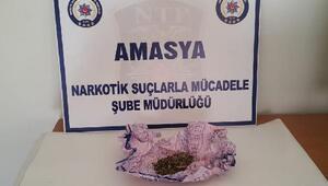 Otomobilde 8 gram bonzai ele geçirildi, 2 kişi tutuklandı