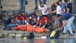 Gölette kaybolan 12 yaşındaki İbrahimin cansız bedenine ulaşıldı