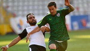 Bursaspor Altayı Stancu ile devirdi