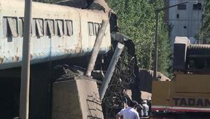 Termik santralde kömür sevk kanalı çöktü: 11 işçi yaralı