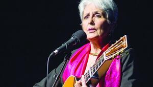 Açıkhava'da bir yıldız: Joan Baez