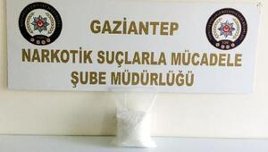 Gaziantepte uyuşturucuya gözaltı