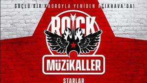 Rock Müzikaller 11 yıl aradan sonra yeniden Harbiye Açıkhavada