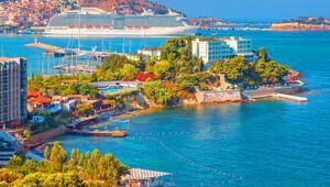 Denizin ve güneşin diyarı Kuşadası'nda en iyi 7 tatil oteli