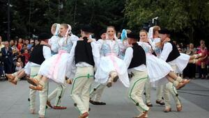 Yenimahalle'de 'Dans Festivali' başladı