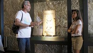 ATAV, Myra- Andriake kazı çalışma grubunu ziyaret etti