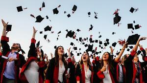 6 bin öğrenci kep attı