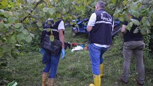 Tarım aracı pat pat devrildi, sürücü öldü